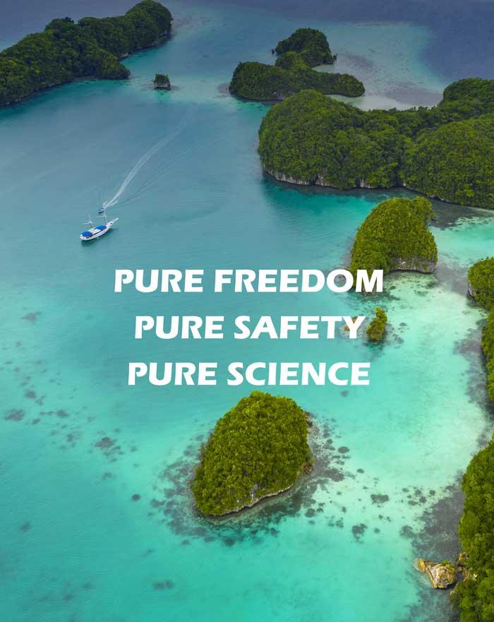 Aegina pure water pure freedom - hero image